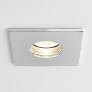 Obscura Fire Rated LED Square Bathroom/Shower Downlight in IP65 - astro 1381005